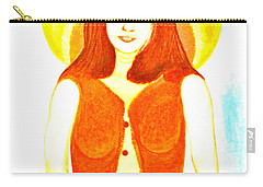 Personas 1 Carry-all Pouch by Lorna Maza