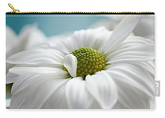 Petal Cloud Carry-all Pouch by Connie Handscomb