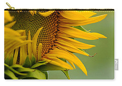 Carry-all Pouch featuring the photograph Petals by Ronda Kimbrow