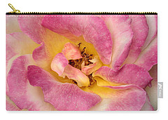 Petalsoft Perfection Carry-all Pouch by Deborah  Crew-Johnson