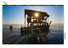 Peter Iredale Shipwreck, Fort Stevens Carry-all Pouch