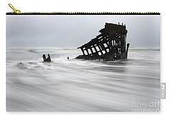 Peter Iredale Shipwreck Oregon 2 Carry-all Pouch