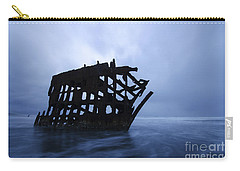 Peter Iredale Shipwreck Oregon 3 Carry-all Pouch