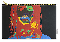 Peter Tosh Bush Doctor Carry-all Pouch by Stormm Bradshaw