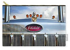 Peterbilt Carry-all Pouch by Theresa Tahara
