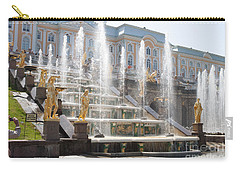 Peterhof Palace Fountains Carry-all Pouch