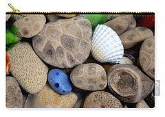 Petoskey Stones V Carry-all Pouch