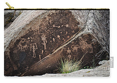 Petroglyphs Carry-all Pouch