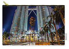 Petronas Twin Towers Carry-all Pouch