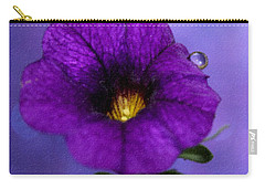 Petunia Dream Carry-all Pouch