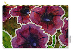 Petunia Carry-all Pouch