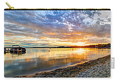 Pewaukee Vibrant Evening  Carry-all Pouch