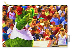 Phanatic In Action Carry-all Pouch