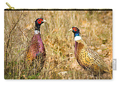Pheasant Friends Carry-all Pouch