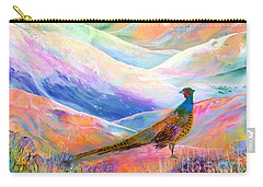 Pheasant Moon Carry-all Pouch
