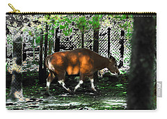 Phenomena Of Banteng Walk Carry-all Pouch
