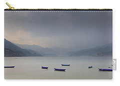 Phewa Lake In Pokhara Carry-all Pouch
