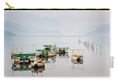 Phewa Lake In Pokhara Nepal Carry-all Pouch