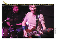 Carry-all Pouch featuring the photograph Phil Lesh - Musician - Bass Player  -  Celebrities -  Grateful Dead by Susan Carella
