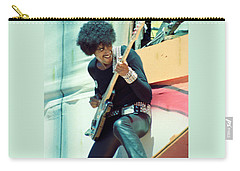 Phil Lynott Of Thin Lizzy - Black Rose Tour Day On The Green 7-4-79  Carry-all Pouch