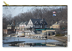Philadelphia - Boat House Row Carry-all Pouch