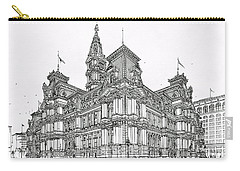 Philadelphia City Hall 1911 Carry-all Pouch