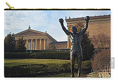 Philadelphia - Rocky  Carry-all Pouch