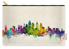 Philadelphia Skyline Carry-all Pouches