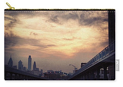 Philly Carry-all Pouch by Katie Cupcakes