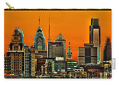 Philly Sunset Carry-all Pouch