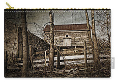 Country Barn Photograph Carry-all Pouch