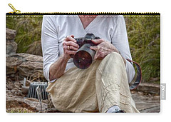 Photographer Carry-all Pouch by Linda Unger