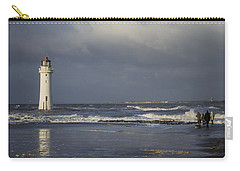 Photographing The Photographer Carry-all Pouch by Spikey Mouse Photography