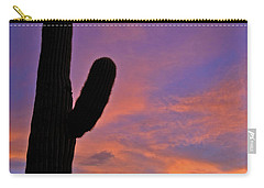 Phx July 2014 Sunsets 3 Carry-all Pouch