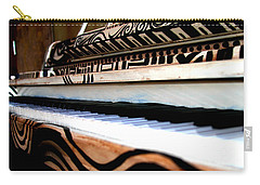 Piano In The Dark - Music By Diana Sainz Carry-all Pouch