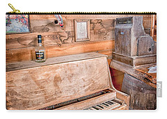 Piano Man Carry-all Pouch by Cat Connor