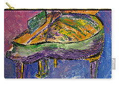 Piano Purple Carry-all Pouch