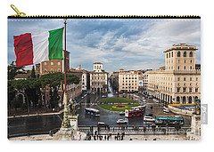 Piazza Venezia Carry-all Pouch