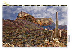 Picacho Peak Carry-all Pouch