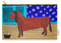 Picasso's Dachshund Carry-all Pouch