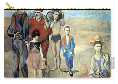 Picasso's Family Of Saltimbanques Carry-all Pouch