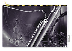 Bassoon Music Instrument Fine Art Prints Canvas Prints Greeting Cards In Color 3409.02 Carry-all Pouch