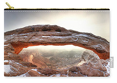 Picture Window Carry-all Pouch by David Andersen
