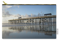 Pier Reflection Carry-all Pouch