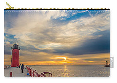 Pierhead October Sky Carry-all Pouch