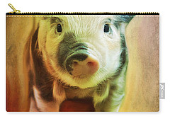 Pig Is Beautiful Carry-all Pouch