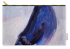 Pigeon Bird Portrait Painting Carry-all Pouch