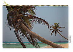 Pigeon Cays Palm Trees Carry-all Pouch