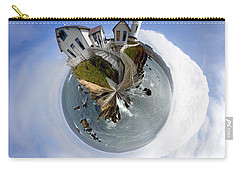 Pigeon Point Lighthouse Planet Carry-all Pouch