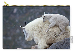 Piggyback Ride Carry-all Pouch